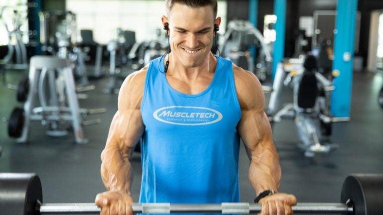 ejercicios para la cabeza larga del biceps
