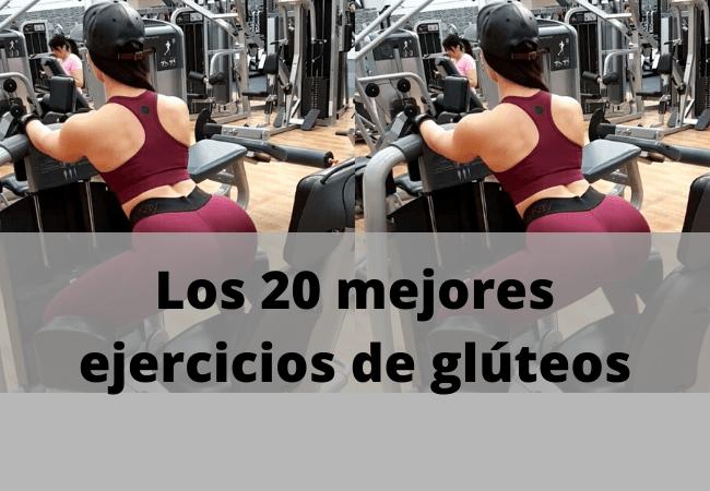 ejercicios de glúteos