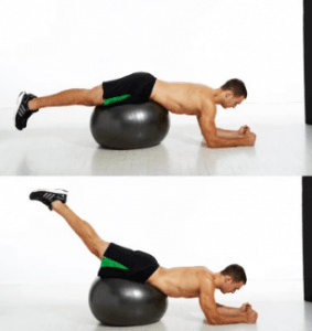 Reverse Back Extension