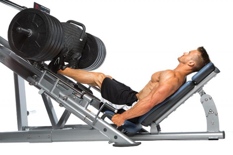Top 10 mejores ejercicios de pierna