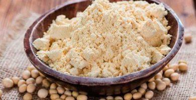 ¿Es la proteína de soja buena para usted?