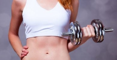 Rutina de ejercicio para pecho mujeres