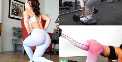 Los 6 mejores ejercicios para glúteos caídos