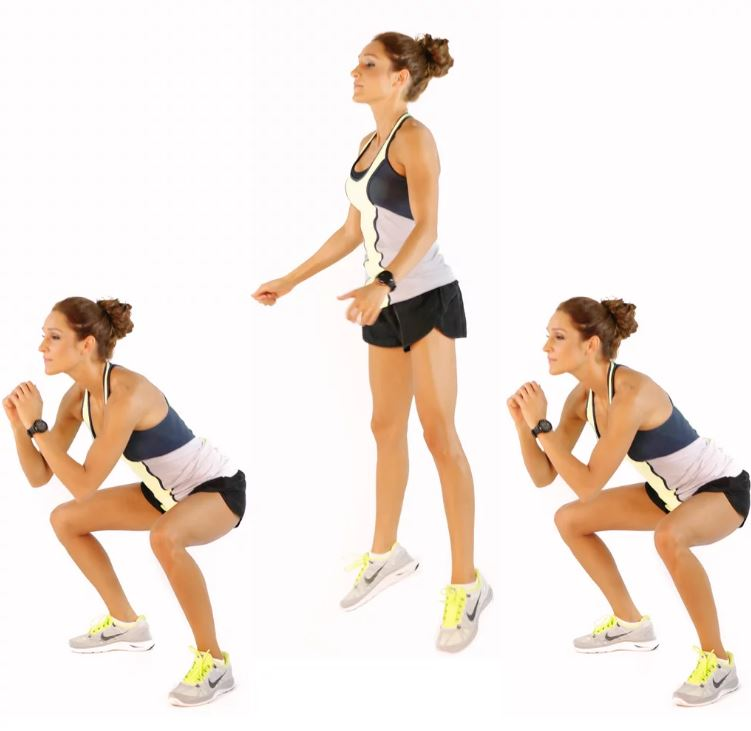 ejercicios para glúteos caídos