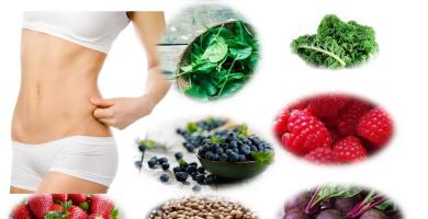 9 alimentos antioxidantes para una dieta saludable