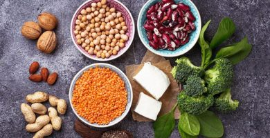 Las mejores fuentes de proteina vegetal
