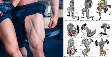 Los 10 mejores ejercicios para aumentar piernas