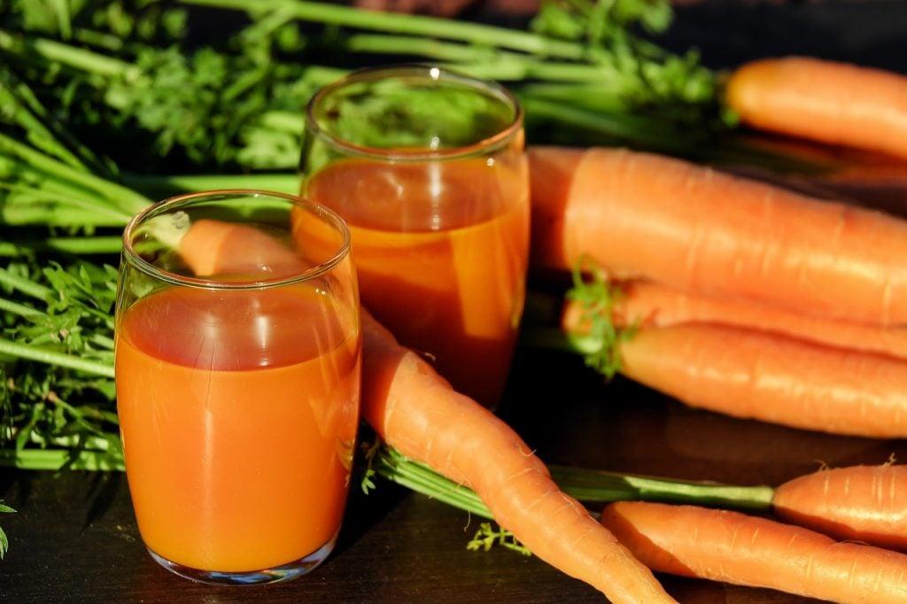 zanahoria valor nutricional