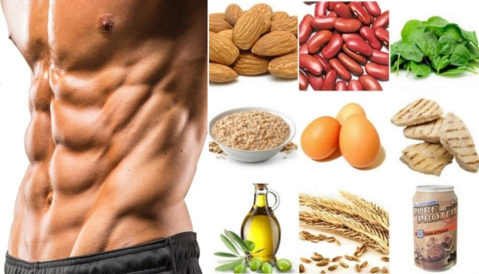 dieta para abdominales