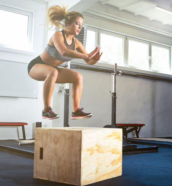 ejercicios para pantorrillas