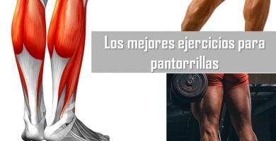 Los mejores ejercicios para pantorrillas