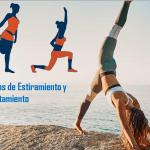 Mejores ejercicios de estiramiento y calentamiento