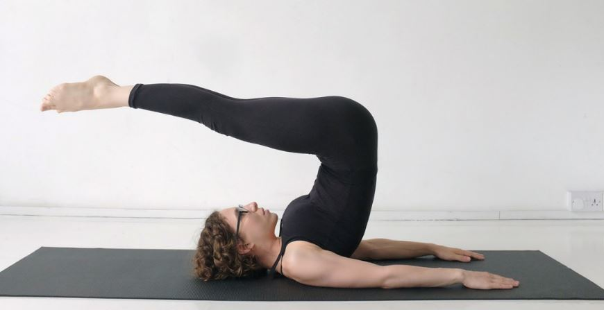 Ejercicios para aumentar la altura - Pilates Roll Over