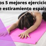 Los 5 mejores ejercicios de estiramiento espalda