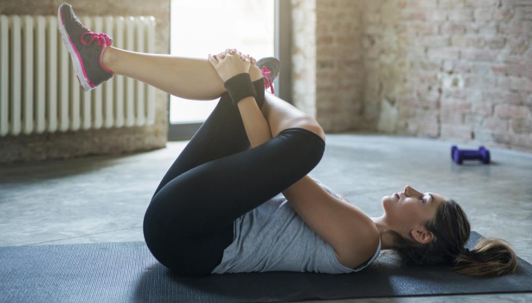 ejercicios para estirar gluteos
